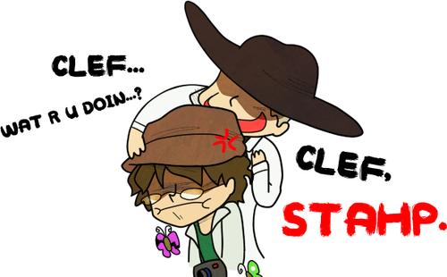 Clef no.