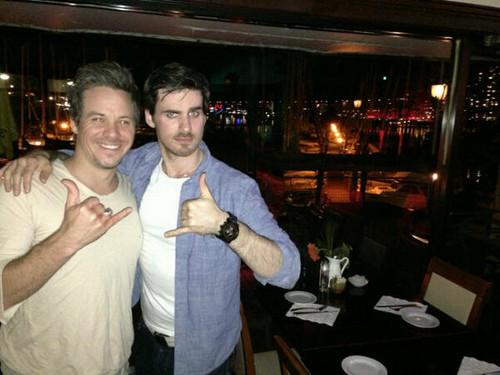 Colin & Michael