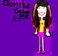 Danika the mistery girl!