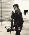 Daryl In Arrow On The Doorpost  - daryl-dixon photo