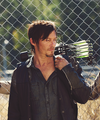 Daryl In Arrow On The Doorpost