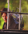 Daryl In Стрела On The Doorpost