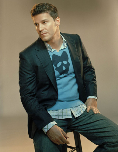 David Boreanaz wallpaper with a business suit, a suit, and a well dressed person entitled David Boreanaz <3