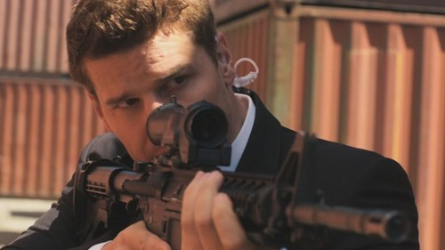 Agent Booth <3