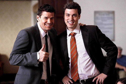 David Boreanaz & John Francis Daley