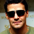 David sunglasses <3 - david-boreanaz photo