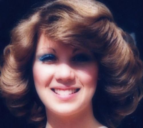 The Debra Glenn Osmond peminat Page kertas dinding containing a portrait titled Debbie Glenn