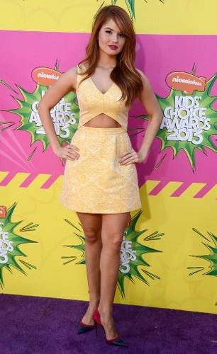 Debby Ryan-Kids' Choice Awards 2013