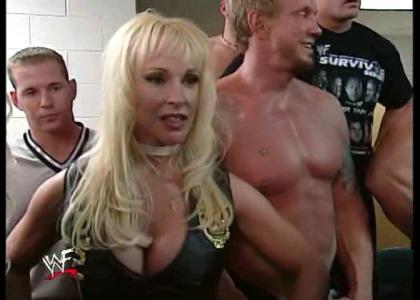 Debra - Survivor Series 2001