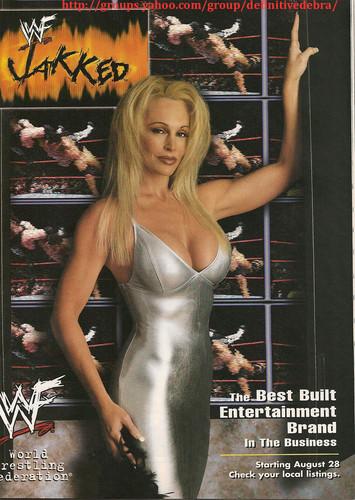 Debra - WWF Jacked Promo