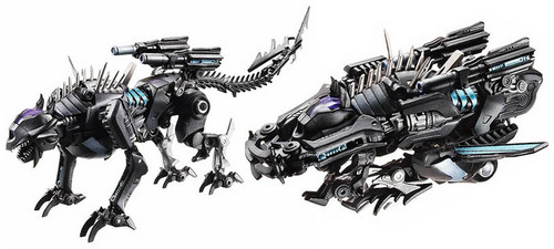 Decepticon Ravage