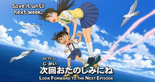 Detective Conan !!