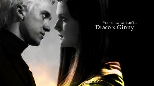 Draco x Ginny