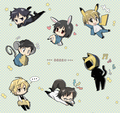Durarara!! - chibi photo