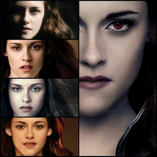 Edward and Bella Breaking Dawn part 2