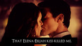Elijah&Elena kiss confession