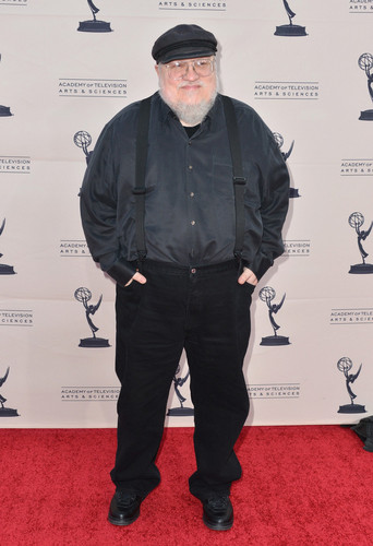 Emmys' Game of Thrones panel-George R.R. Martin