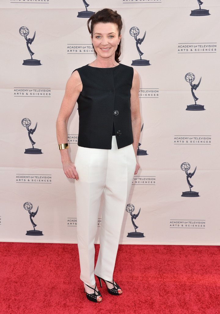 Emmys' Game of Thrones panel-Michelle Fairley
