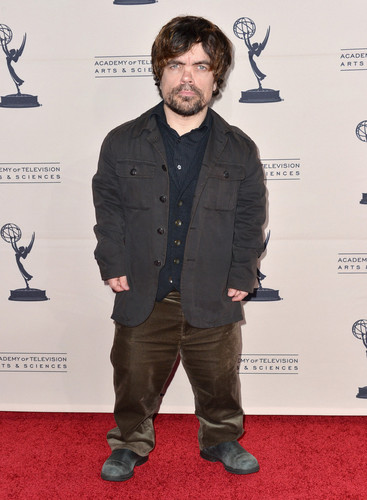 Emmys' Game of Thrones panel-Peter Dinklage