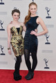 Emmys' Game of Thrones panel-Sophie Turner & Maisie Williams - game-of-thrones photo
