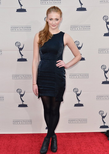 Emmys' Game of Thrones panel-Sophie Turner
