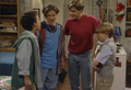 cory, shawn, eric &amp; minkus - boy-meets-world photo