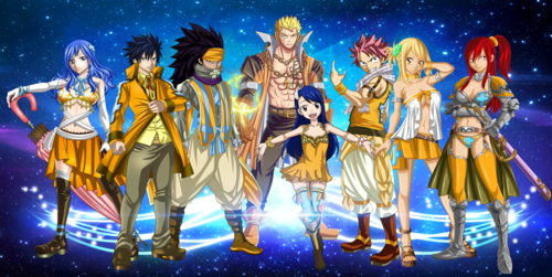 Fairy Tail پیپر وال titled Fairy tail