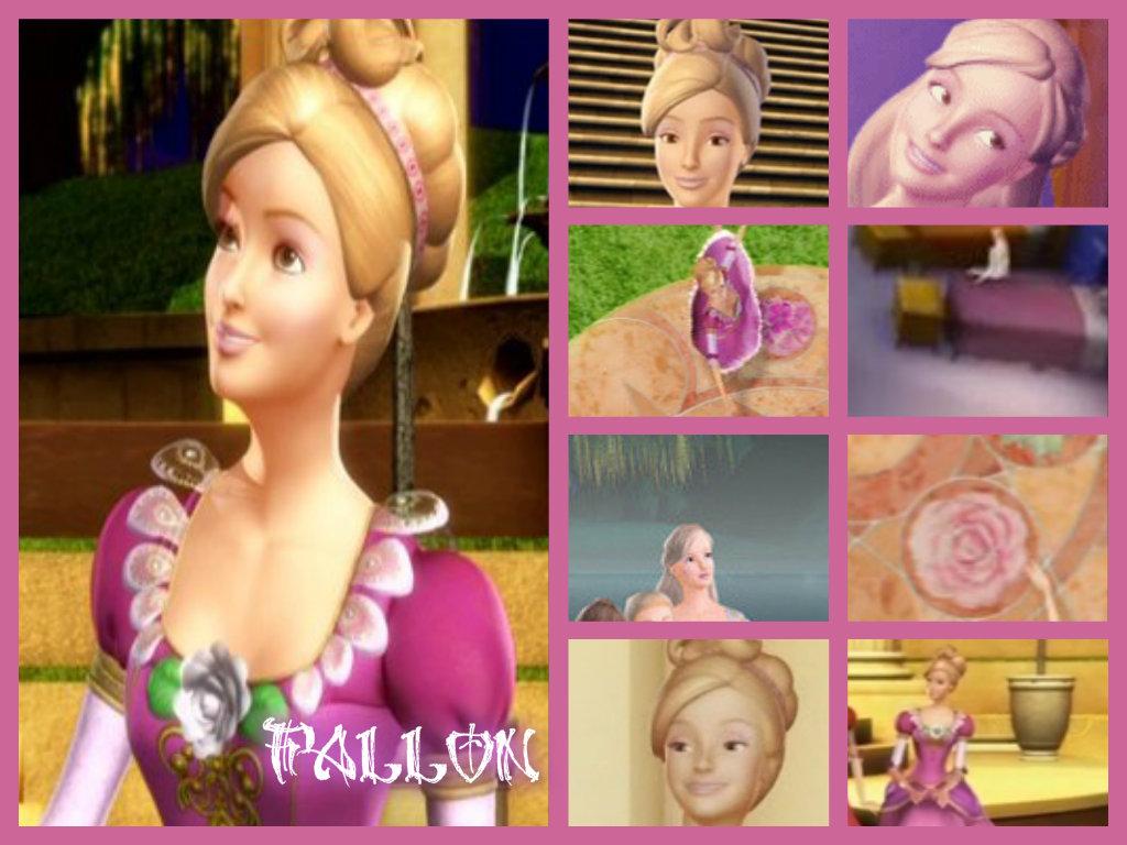 Cartoons videos fallon characters and amazing photos - Barbie 12 princesse ...
