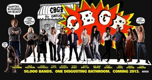 "First image from ""CBGB"" - Ashley as Lisa Kristal [Official Poster]"