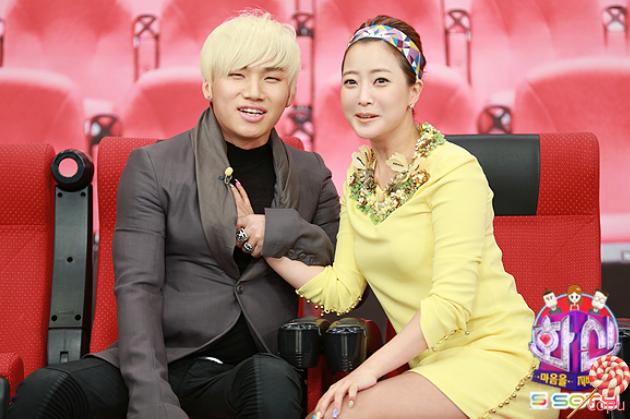 Big Bang images G-DRAGON   Daesung on SBS