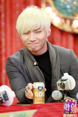 "G-DRAGON & Daesung on SBS' ""Incarnation"""