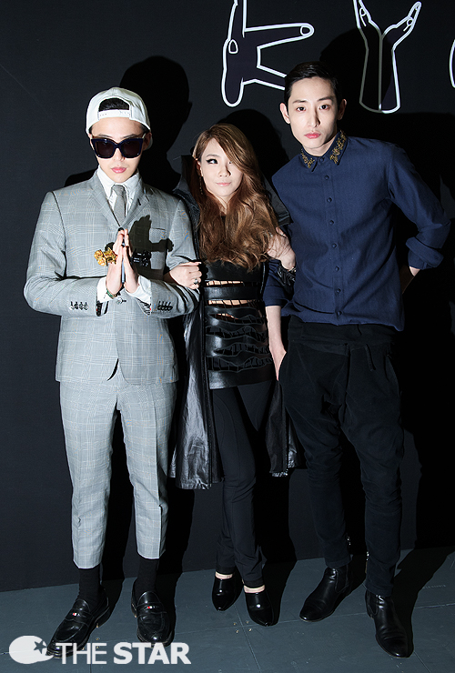 G Dragon 2013 Fashion G-DRAGON at Seoul Fashion