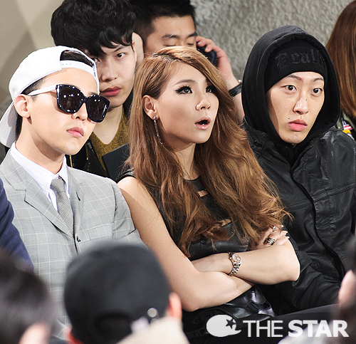 g dragon and cl dating 2013