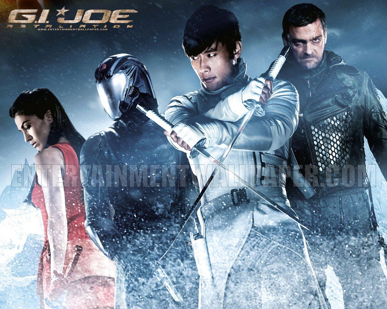 G I Joe Retaliation 2013 Film Yang Akan Datang Wallpaper 34093233 Fanpop