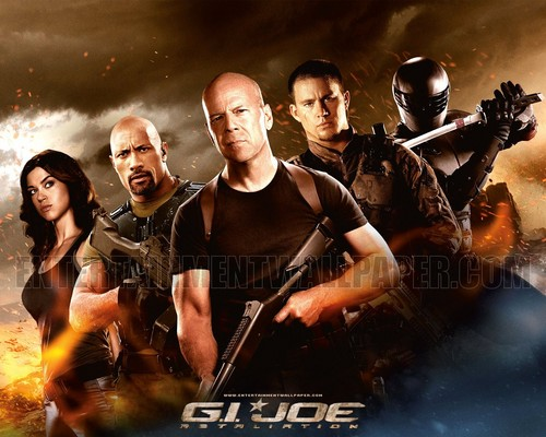 G.I. Joe: Retaliation [2013]