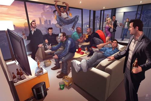 GTA Family