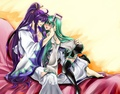 Gakupo and Miku - vocaloids photo
