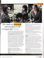 Game of Thrones interview with the Starks - game-of-thrones photo