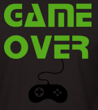 Game overrrrrrr