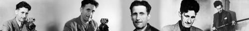 George Orwell Banner