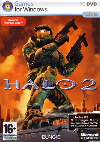 Halo 2 (PC cover)