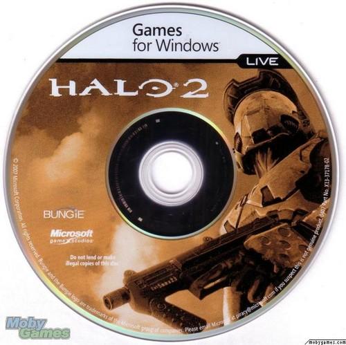Halo 2 (PC disc)