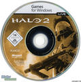 Halo 2 (PC disc) - halo photo