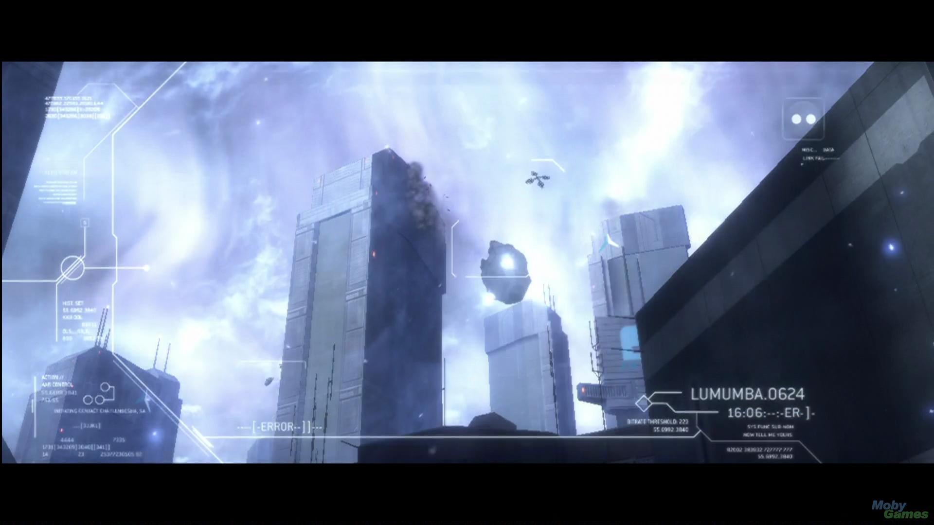 Screenshots Halo 3 Halo Halo 3 Odst Screenshot