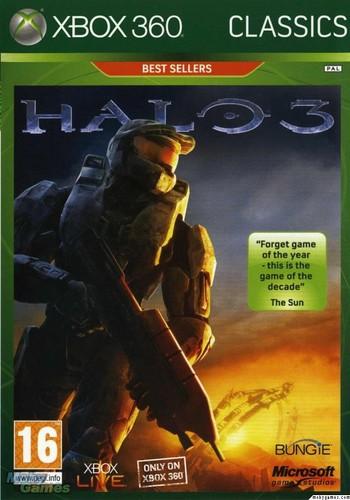 Halo 3 cover