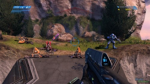 Halo CE: Anniversary screenshot