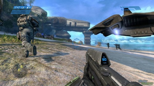 Halo: CE Anniversary screenshot