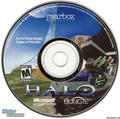 Halo: Combat Evolved (PC disc)