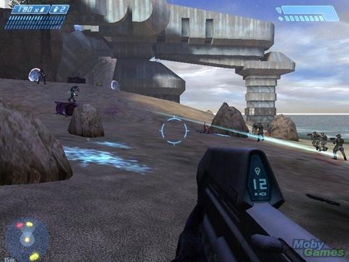 Halo: Combat Evolved (PC version)