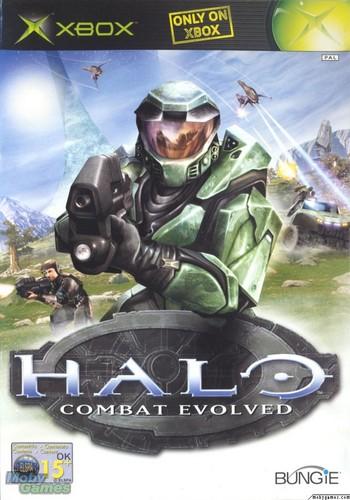 Halo: Combat Evolved (Xbox cover)